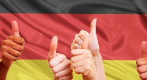 german thumbs up